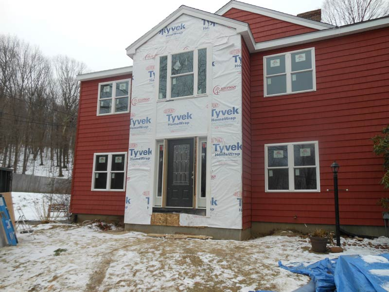 Addition work by Summit Home Builders & Remodeling